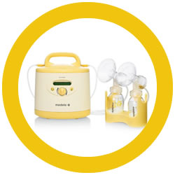 Breast pumps symphony